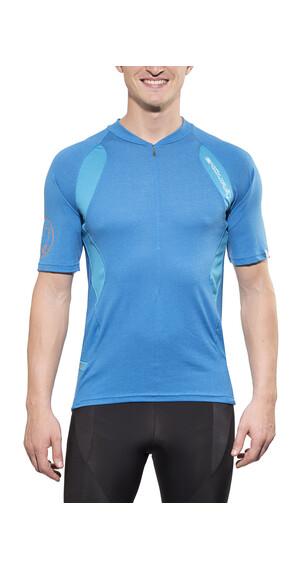 Endura Singletrack - Maillot manches courtes Homme - Lite bleu